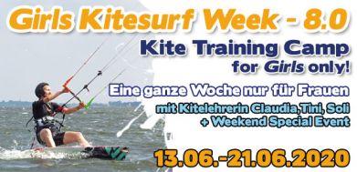 Girls Kitesurf Week 2020